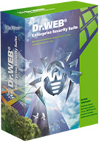 drweb enterprise security suite